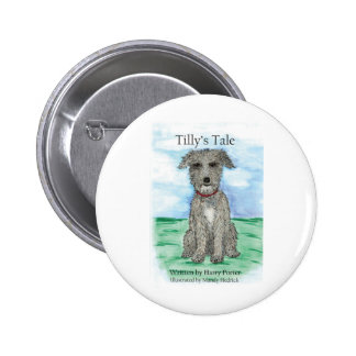 Tilly's Tale 6 Cm Round Badge