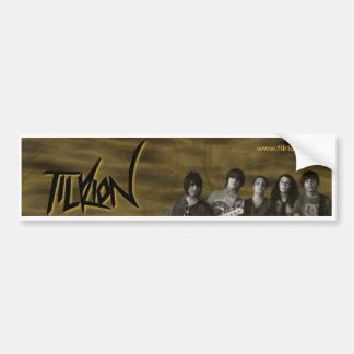 Tilrion Bumper Sticker