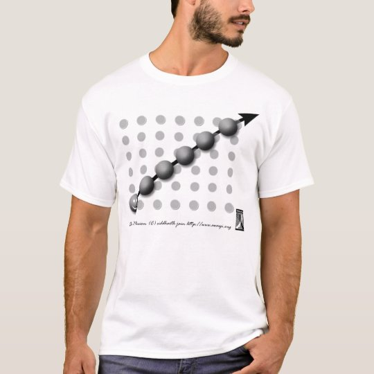Tilt-Illusion T-shirt