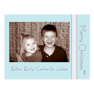 Tilton - Mint Blue - Photo Card Postcard