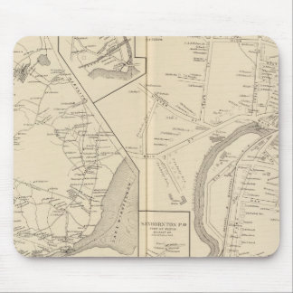 Tilton PO, Sanbornton, Tilton Mouse Pad