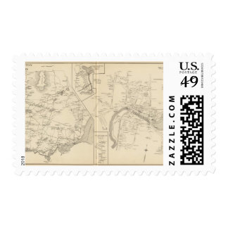 Tilton PO, Sanbornton, Tilton Stamp