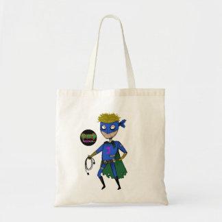 Tim Burton Style Junker Tote Bag