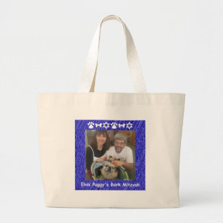 Tim, Francesca and Elvis Canvas Bags