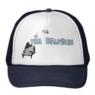 Tim Halperin Logo Hat 2