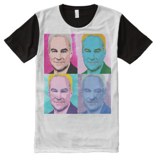 TIM KAINE - Pop Art - All-Over Print T-Shirt