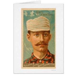 Tim Keefe Baseball Card 1888