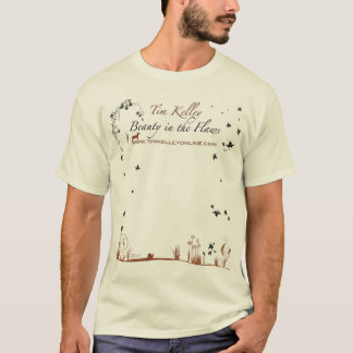 Tim Kelley Beauty in the Flaws T-Shirt