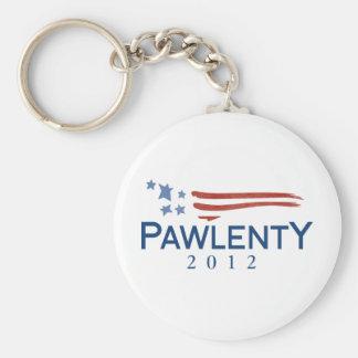 Tim Pawlenty 2012 Basic Round Button Key Ring