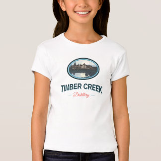Timber Creek Distillery Girls Fitted Shirt