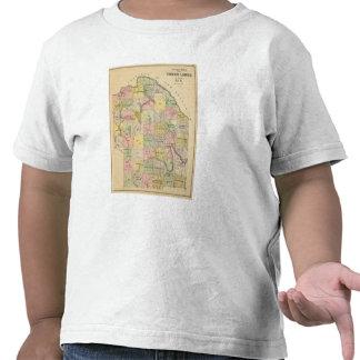 Timber lands 5 Map Atlas Shirt