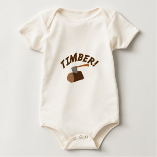 Timber! Rompers