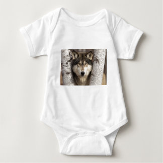 Timber wolf by Jim Zuckerman T Shirt