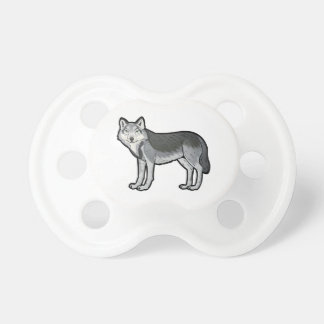 Timber Wolf Pacifiers