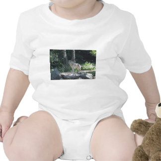 Timber Wolf Romper