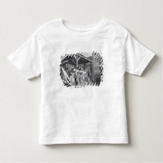 Timber Yard, Finsbury, 1825 Toddler T-Shirt