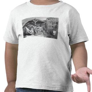 Timber Yard, Finsbury, 1825 T-shirts