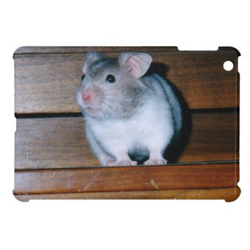 Timbit the Hamster iPad Mini Cases