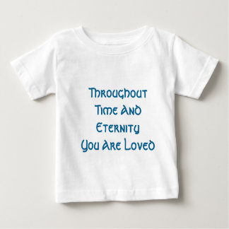 Time And Eternity Baby T-Shirt