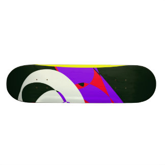 Time and Universe Skate Board