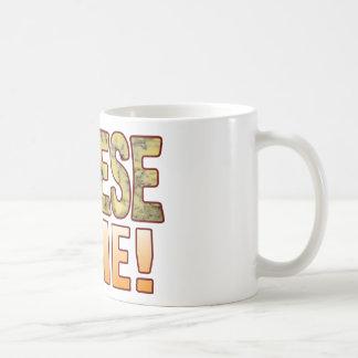 Time Blue Cheese Basic White Mug