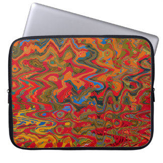 TIME BOILING IN SPACE INSIDE THE THIRD UNIVERSE LAPTOP COMPUTER SLEEVES