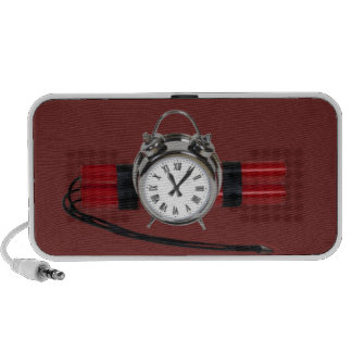 Time bomb novelty mini speaker