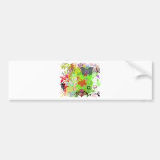 Time Capsule Bumper Stickers
