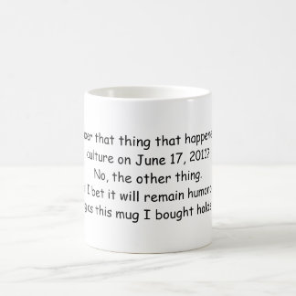 Time Capsule Mug