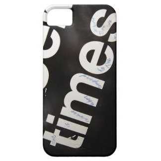 Time iPhone 5 Covers