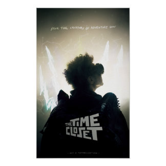 Time Closet Official Promo Poster - SMALL