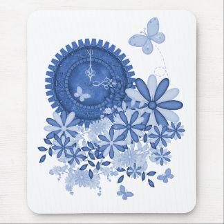 Time .. fantasy design mouse pad