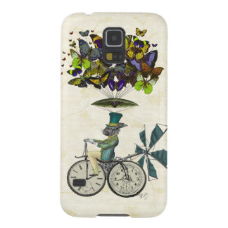 Time Flies Rabbit 3 Case For Galaxy S5