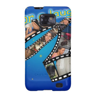 Time For A Laugh Samsung Galaxy S2 Cover