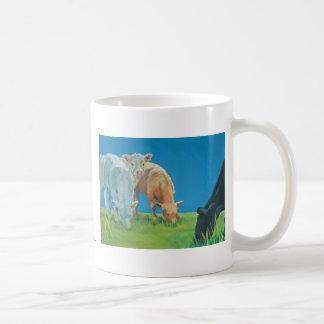 Time for a snack basic white mug