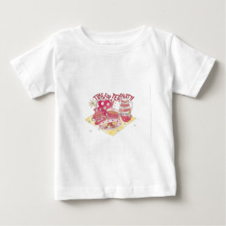 Time For A Tea Party Baby T-Shirt