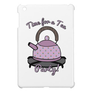 Time For A Tea Party Cover For The iPad Mini