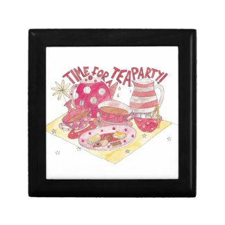Time For A Tea Party Gift Box