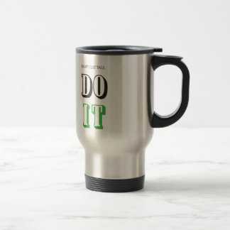 Time for Adventure ! Stainless Steel Travel Mug