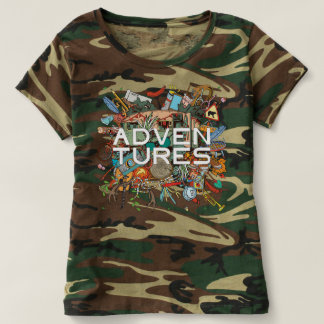 Time for Adventure! T-Shirt