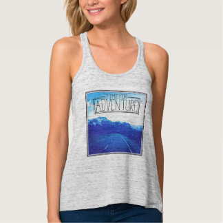 Time For Adventure Tank Top