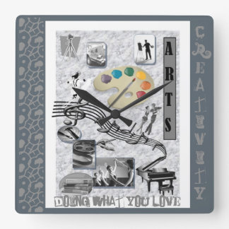 Time for Art Wall Clock