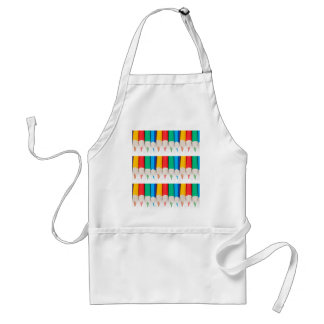 Time for creativity. standard apron
