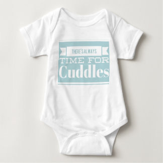 Time for Cuddles Body suit Baby Bodysuit