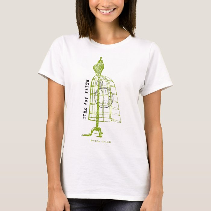 Time For Faith Dress T-Shirt