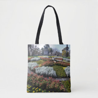 Time for Flowers Tote Bag