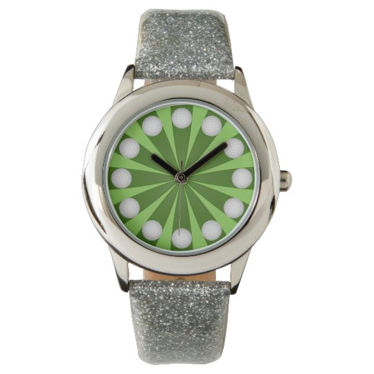 Time For Golf Wristwatch