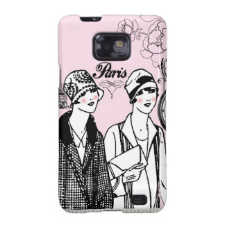 Time for Paris Samsung Galaxy S2 Cover