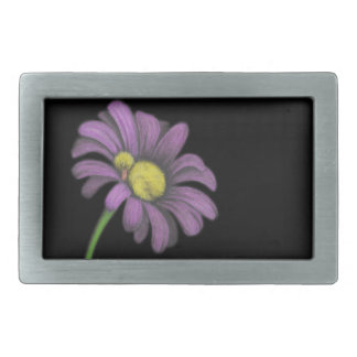 Time for snoozes my little flower. rectangular belt buckle