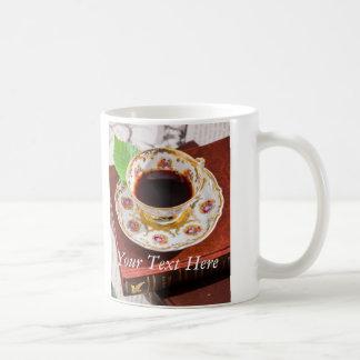 Time for Tea Design Coffee Mug